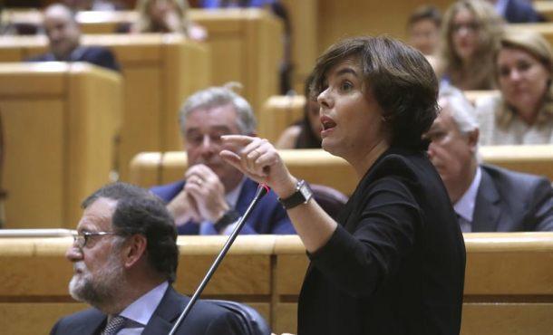 """Bastarían 5 días para que aplicáramos el Artículo 155 en Cataluña, """"ahora no estamos en eso"""""""