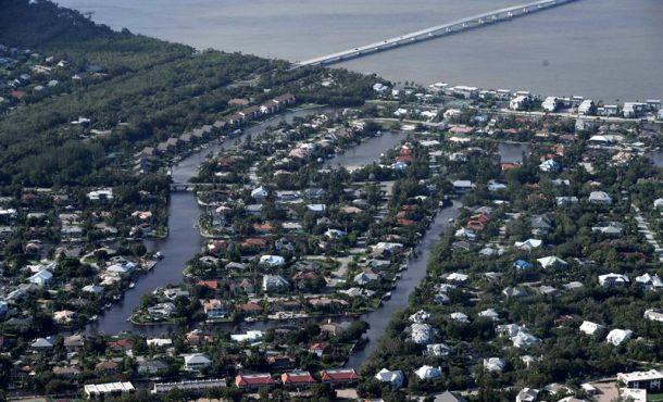 El huracán Irma destruyó el 25 % de los edificios de los Cayos de Florida