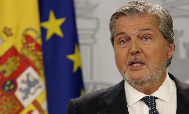 """Rajoy""""no abdicará"""" en la defensa de la libertad en Cataluña,tiene previstos """"todos los escenarios"""""""
