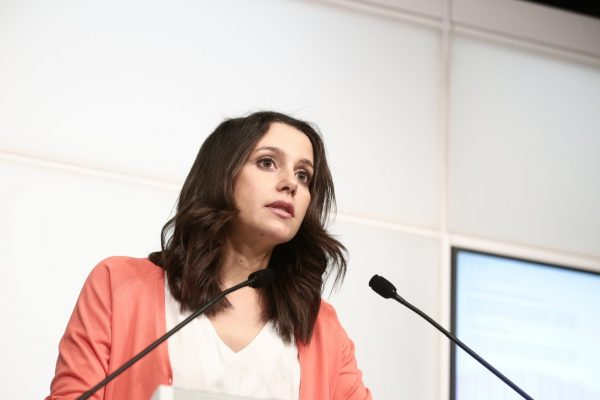 """Ciudadanos (Cs) se """"plantea una moción de censura contra Carles Puigdemont"""""""