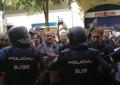 """CUP abandona la """"resistencia"""" y la Policía Nacional interviene todo su propaganda del 1-O"""