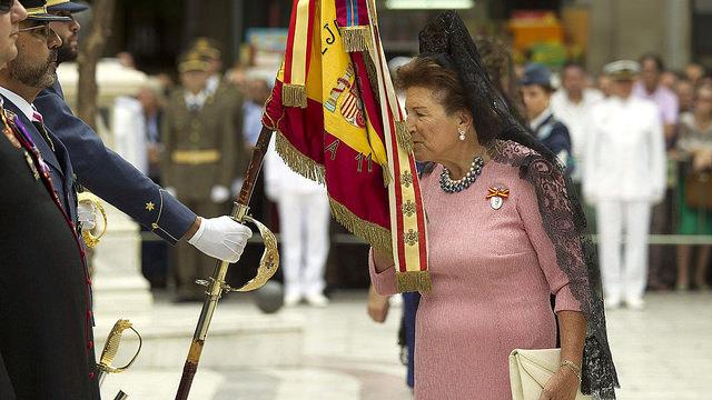 El Castillo de San Fernando de Figueras (Gerona) acoge la Jura de Bandera en Cataluña