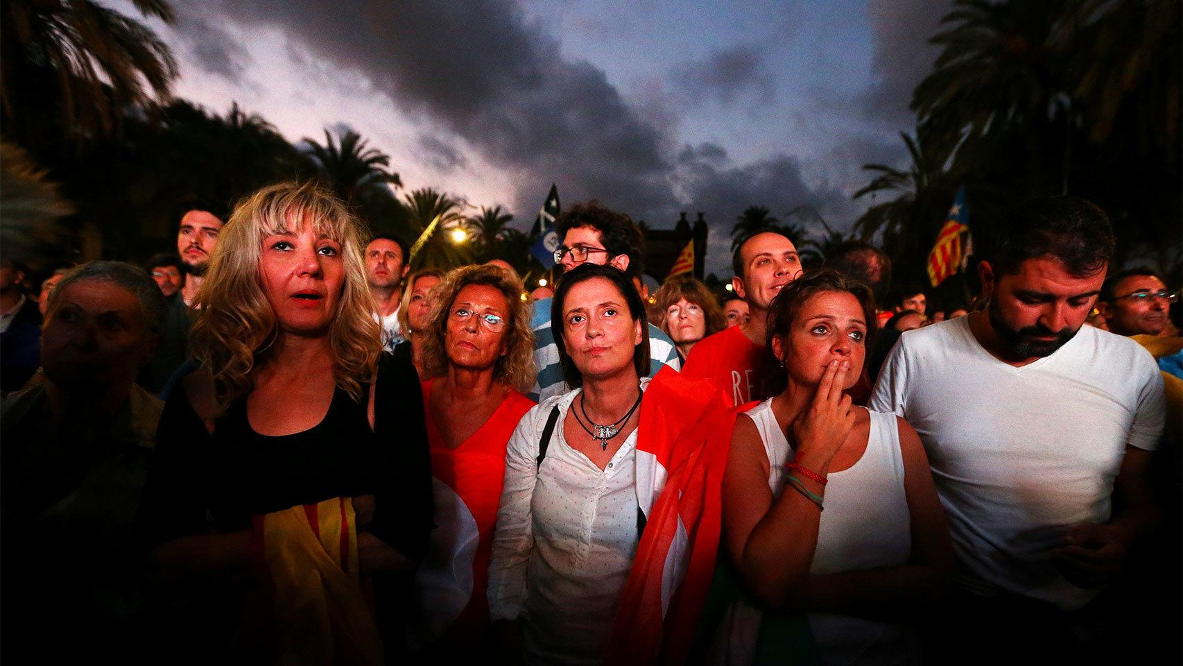 Solo el 29,3 % de catalanes reclama una Declaración Unilateral de Independencia inmediata