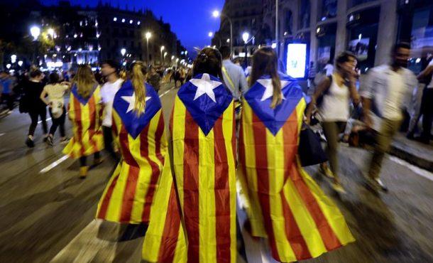 Se triplica la precaución de los españoles por el golpe de estado de Puigdemont en Cataluña