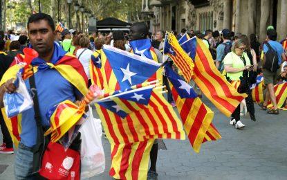 1.500 empresas sacaron su sede de Cataluña desde el 1-O, un total de 1.342 empresas en Barceloana