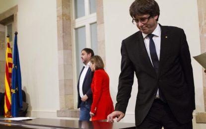 """""""Grotesco"""" que Puigdemont se haya fugado a Bélgica para buscar """"asilo política"""", está loco"""