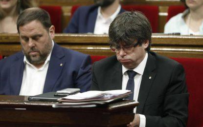 Más de 691 empresas han sacado sus sedes de Cataluña desde el 1-O de este año 2017