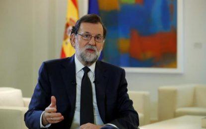 """""""El Gobierno tomará las decisiones que tenga que tomar (en Cataluña) en el momento preciso"""""""