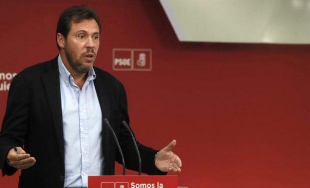 """PSOE: El Estado está plenamente """"legitimado"""" para aplicar el Artículo 155 en Cataluña"""