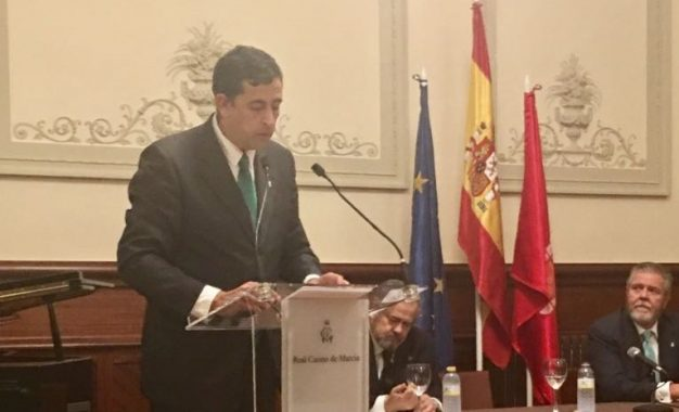 Monárquicos de España estrenan Delegación en Murcia en un acto Institucional