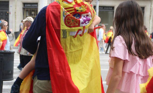 """Ana Moreno,«Premio Tolerancia» sufrió """"persecución"""" en Cataluña """"por reclamar clases en español"""""""