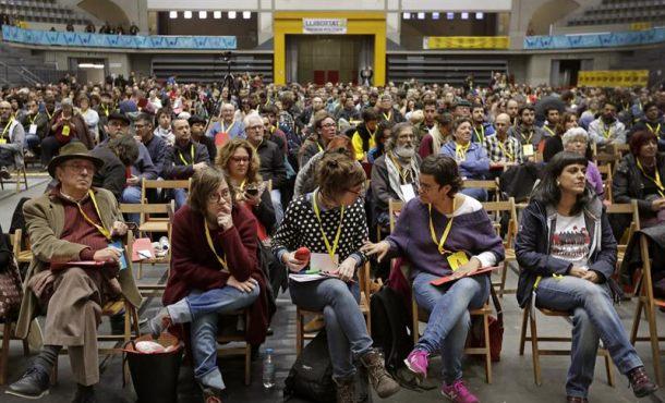 CUP acata el Artículo 155, la ultraviolenta formación concurrirá a elecciones españolas de 21-D
