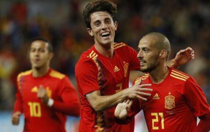 España enamora en el reino de Isco con una goleadaa Costa Rica en Málaga (5-O)