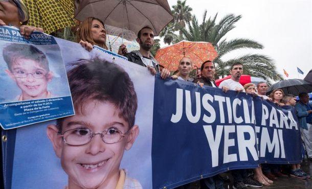 La madre de Yéremi Vargas pide que se reabra el caso