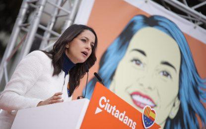 Cs de Arrimadas ganaría el 21-D, el separatismo hundido y Ada Colau sería la llave del Gobierno