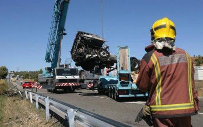 El 33 % de carreteras catalanas tiene alto riesgo de accidente grave o mortal