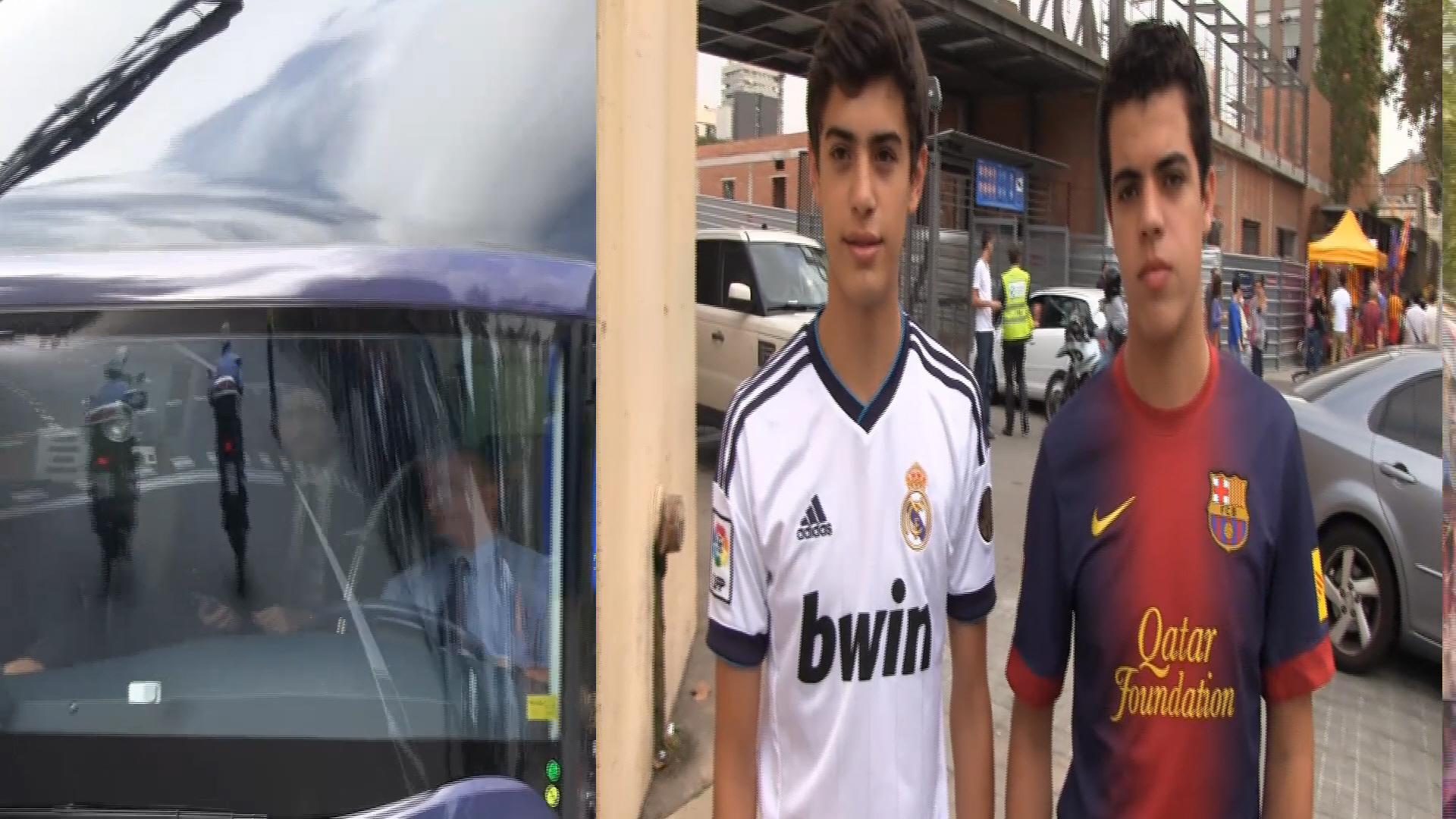 CLÁSICO FC BARÇA # REAL MADRID 2013