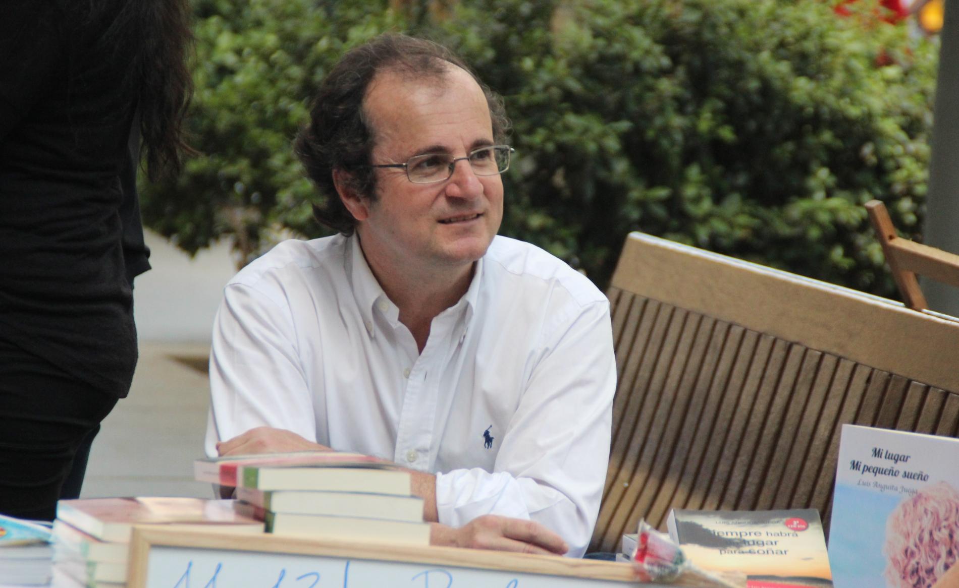 Luis Anguita Juega rechaza el separatismo y el pesimismo.