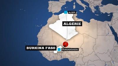 Trayecto que hacía el vuelo de Air Argelia