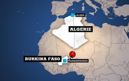 Restos del vuelo estrellado de Air Argelia localizados en el sudeste de Gossi, Mali, según el comité de crisis burkinés