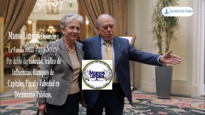 Denuncia del sindicato Manos Limpias contre Jordi Pujol Soley.Movie_Instantánea