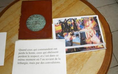 """Patriotas franceses reivindican el """"acto patriótico"""" acometido en «La Puerta de los Países Catalanes»"""