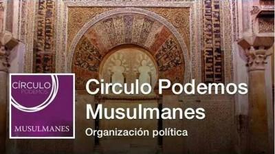Círculo Pode-Musulmanes del Partido Podemos - Foto C. P-Musulmanes