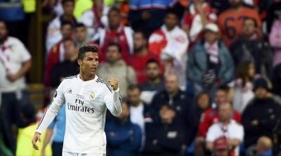 Cristiano celebrando su tanto - Foto Reuter /EFE