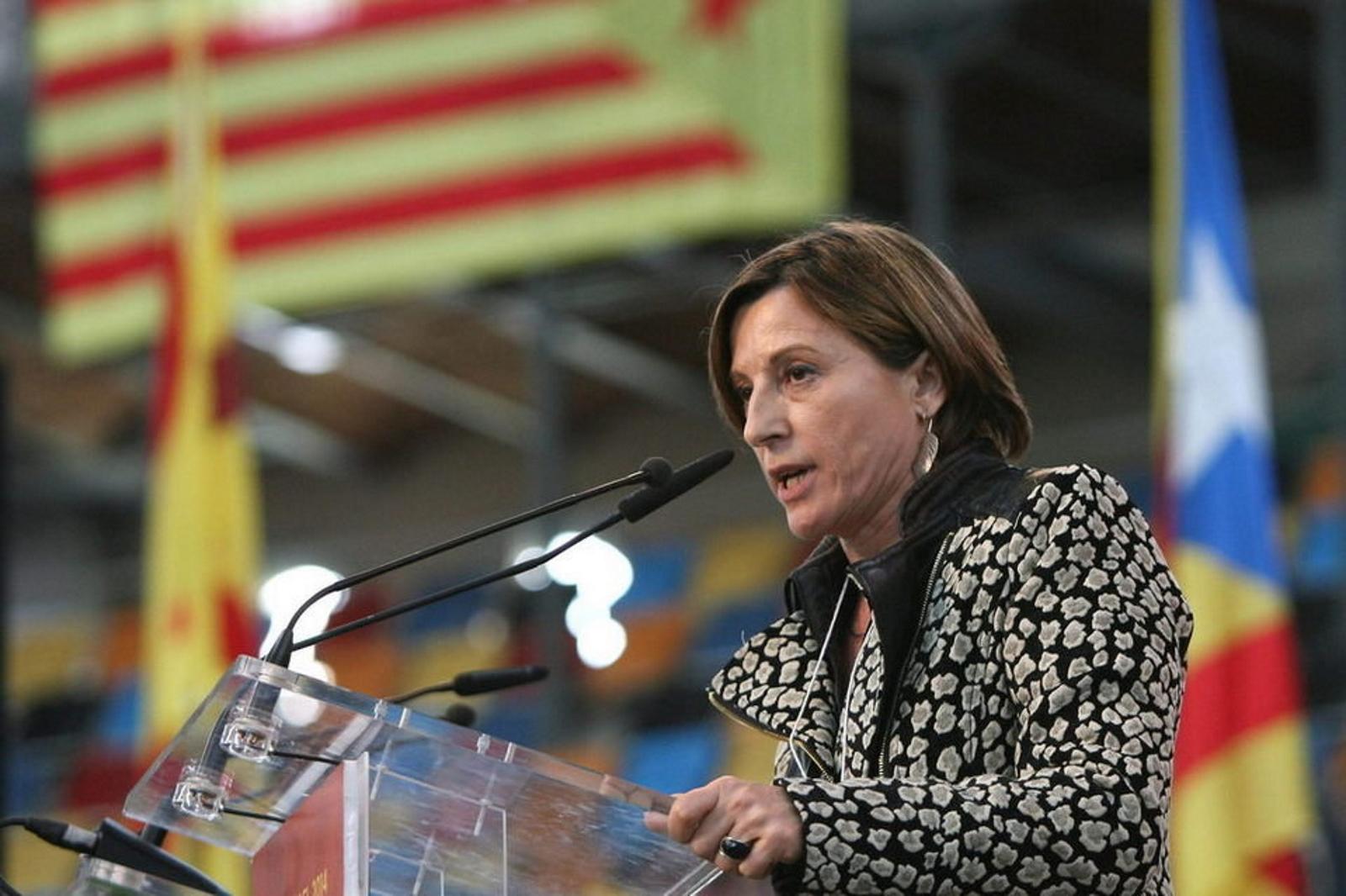 """Forcadell ante la suspensión de la 'Lectura Única': El Constitucional juzga """"intenciones"""""""