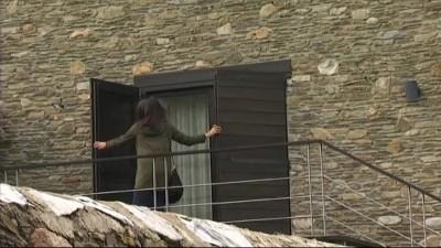 Casa del hijo primogénito de la familia Pujol en la población de La Tour de Querol en la Cerdaña, Francia. Foto 3/24 de TV3