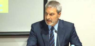 Josep Ramon Bosch, Presidente de SCC durante la rueda de prensa