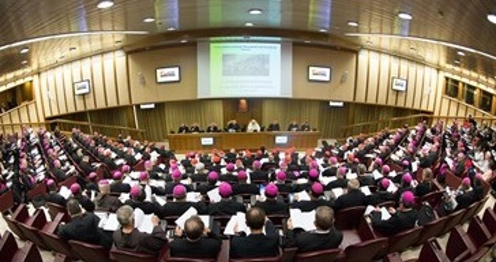El sínodo ha sentenciado: Las parejas divorciadas casadas de nuevo seguirán sin derecho al sacramento