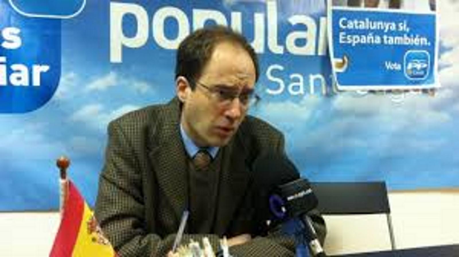 """Bruno De Salvador Sala: """"Hay muchas puñaladas que el aparato de PP ha hecho a las bases del Partido"""""""
