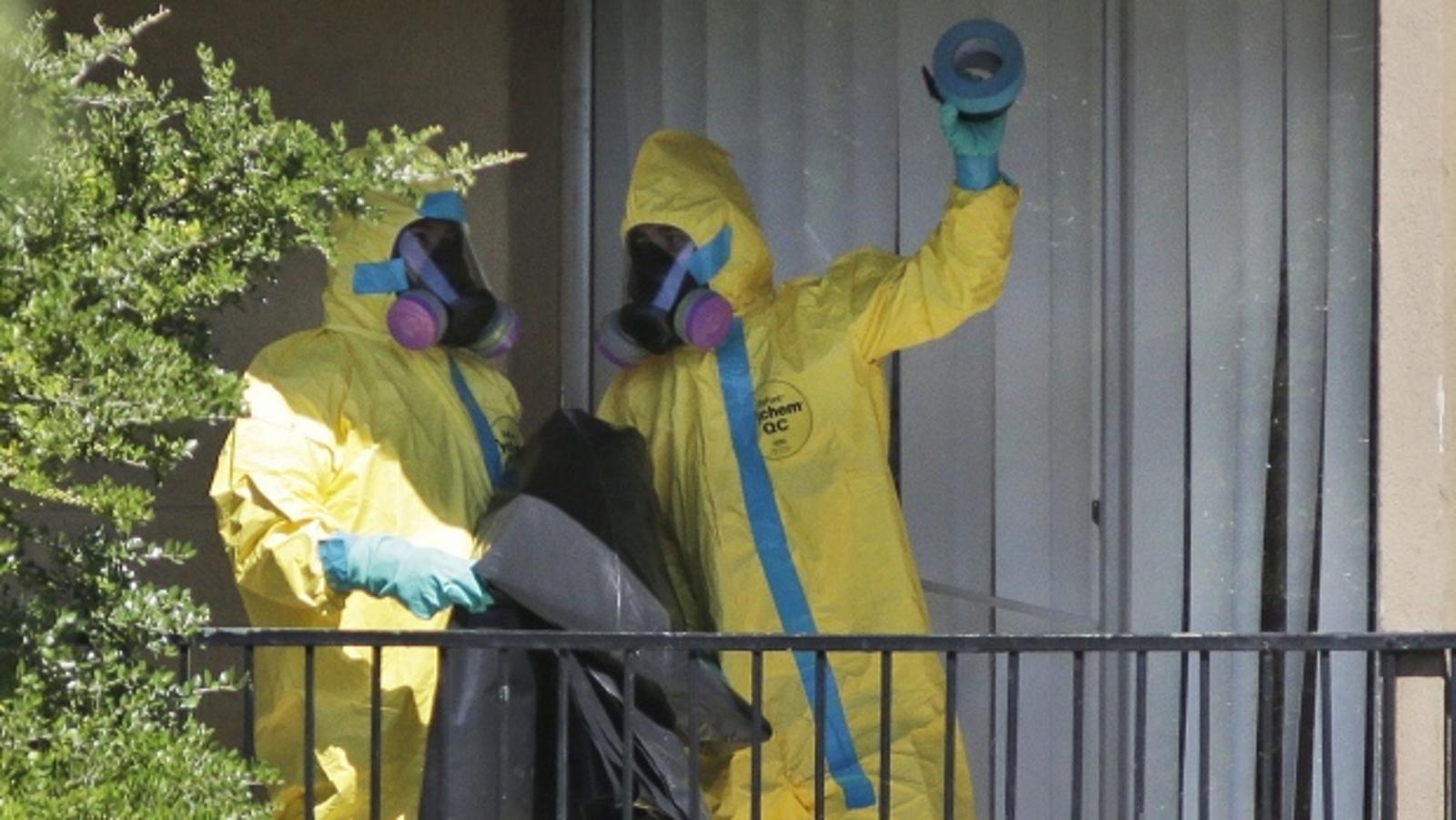 Thomas Eric Duncan,  el primer paciente  de ébola diagnosticado en Estados Unidos, ha muerto esta tarde