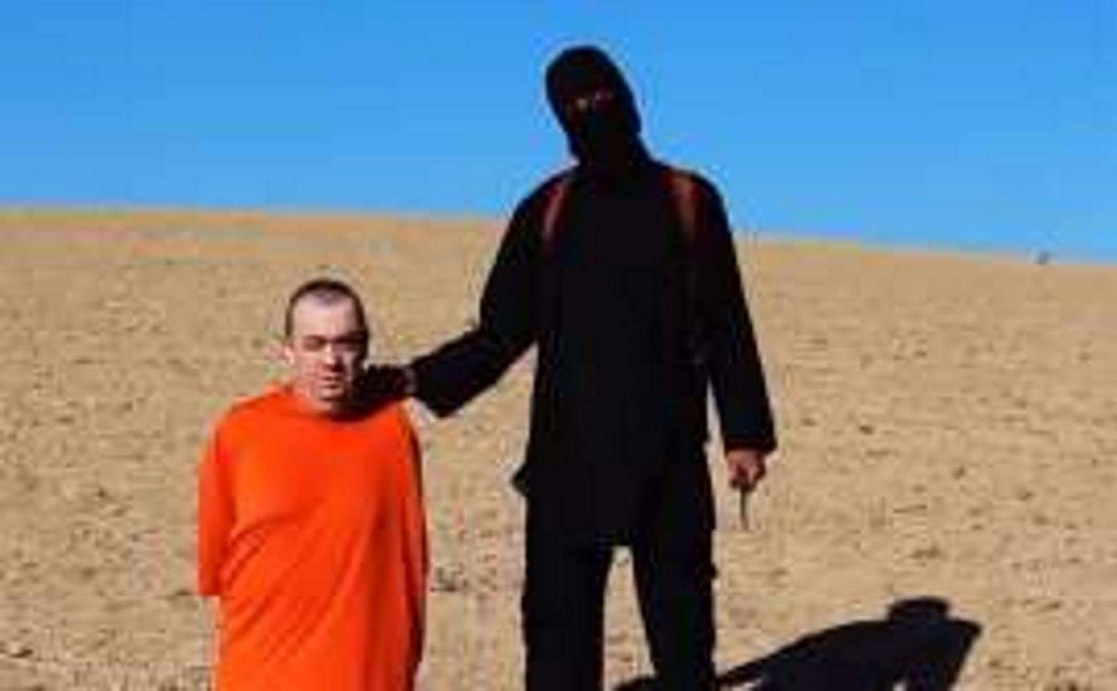 Yihadistas extremistas del Estado Islámico decapita al rehén británico Alan Henning