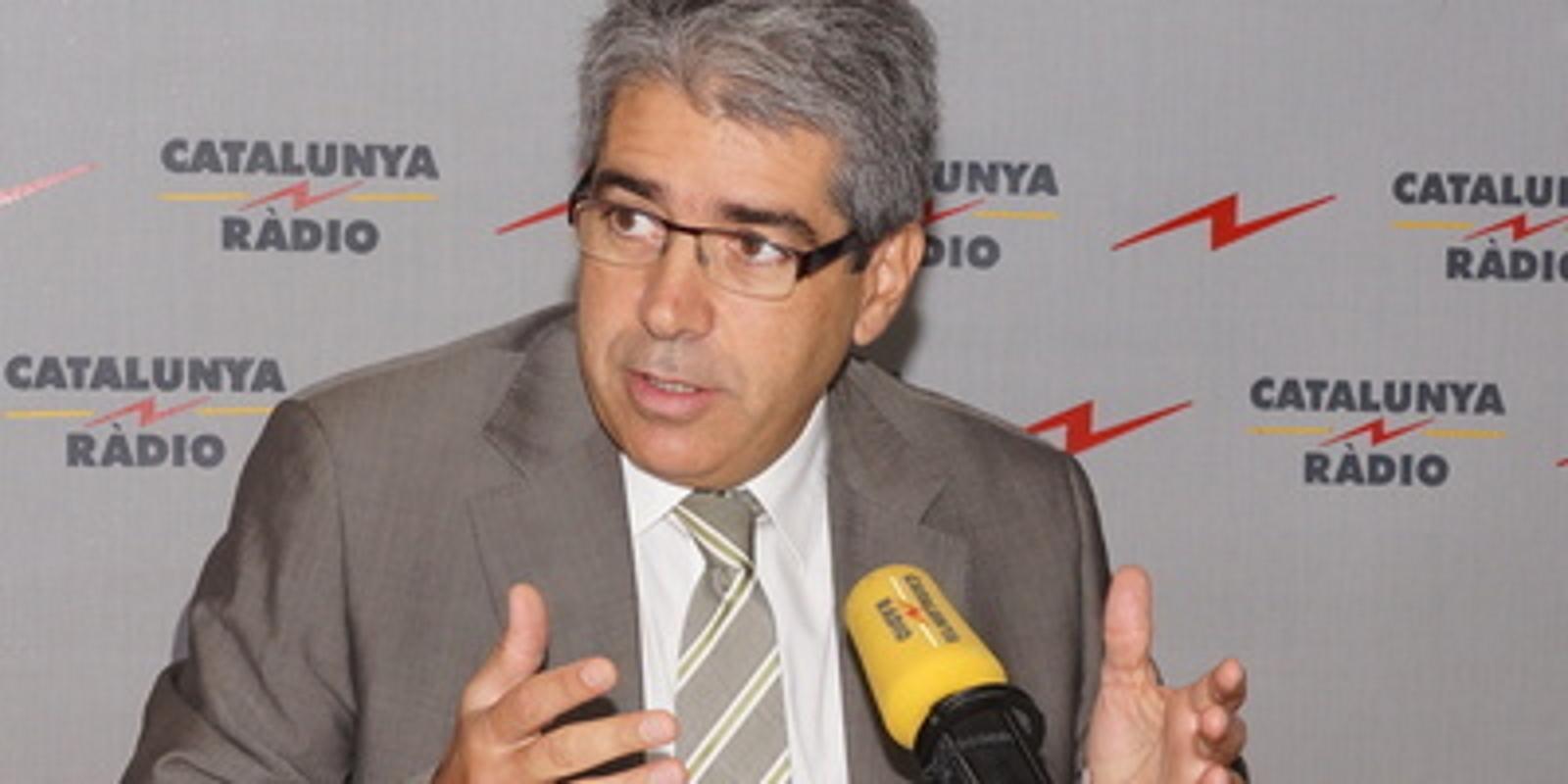 """Francesc Homs: """"Haremos todo para que no haya fraude el 9N, no se podrá votar dos veces"""""""