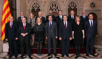 gobierno de Artur Mas