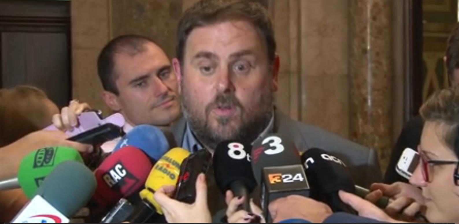 Mas convoca los líderes separatistas antiespañoles para acordar un plan de ataque, este viernes