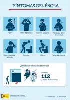 síntomas del ébola