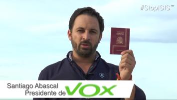 santiago abascal conde - isis alerta