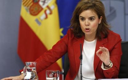 131ª presidenta de la Generalidad de Cataluña, Soraya Saénz de Santamaria Antón