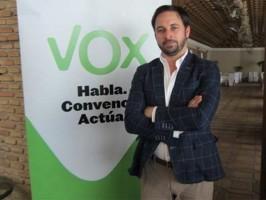 Abascal - vox denunciará la fiscalía de Cataluña