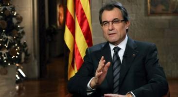 Artur Mas - votábamos recordando al dictador franco