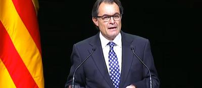 """Artur Mas a Rajoy: """"Volveremos a sacar las urnas en las calles cuando sea necesario sin miedo"""""""