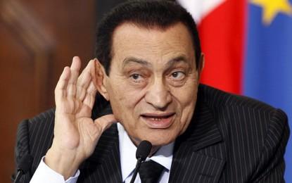 Hosni Mubarak, absuelto por la muerte de manifestantes de la primavera árabe en Egipto