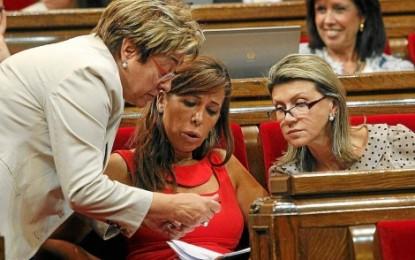 """Separatistas catalanes exigen """"perdón y la dimisión"""" de la Delegada del PP por disuasión teatral antes el golpe del 9N"""