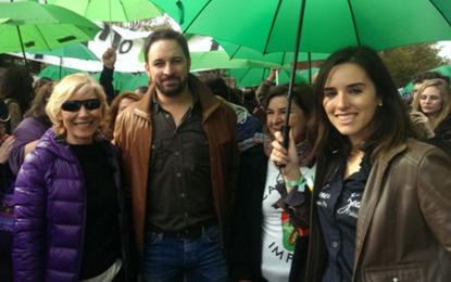 VOX celebra su primer acto político en San Cugat del Vallés, lugar donde presentará una candidatura en las municipales