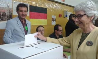 couturier votando