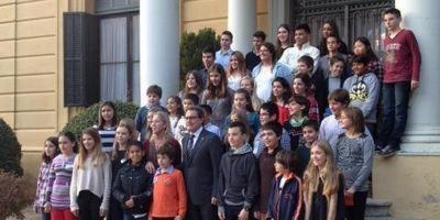 foto de familia de Mas con CNJC
