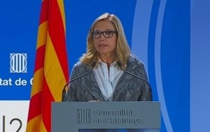 Datos de participación hasta las 13 horas al 9N separatista, 1.142.910 de personas, según Joana Ortega
